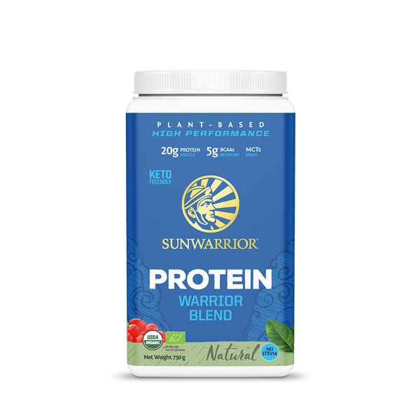 Warrior Blend Natural 750g