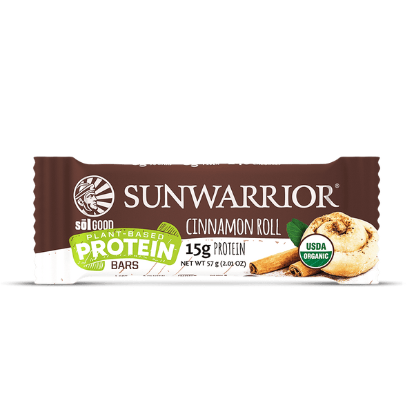 Cinnamon Roll single protein bar