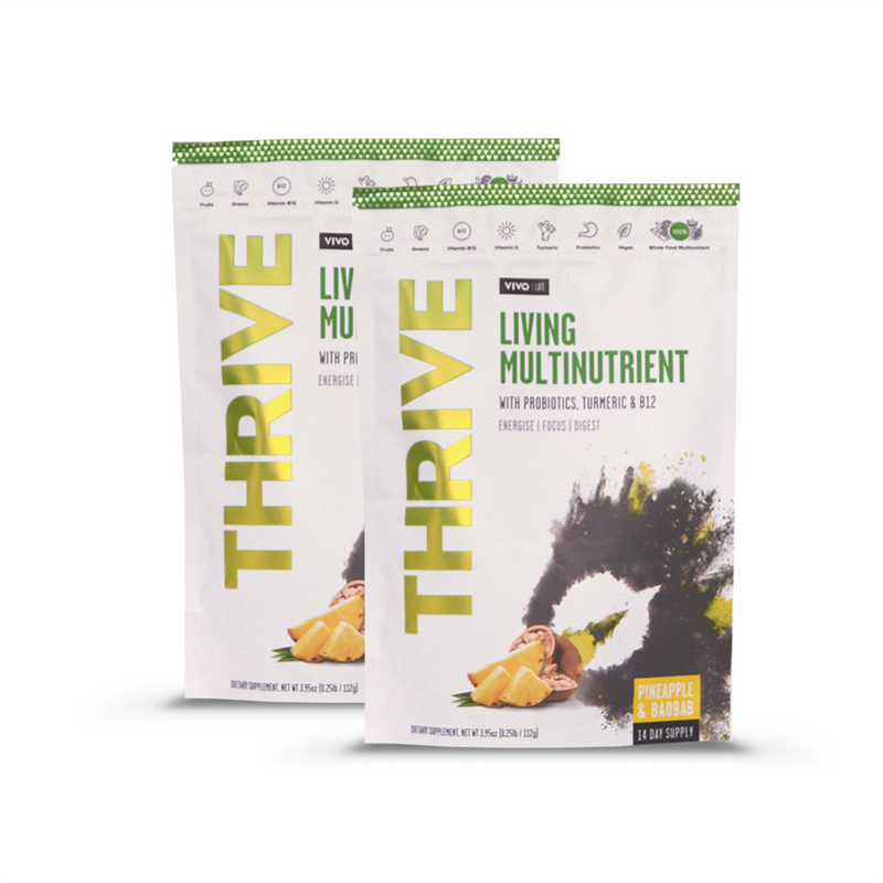 Vivo Life Thrive PINEAPPLE & BAOBAB 112g