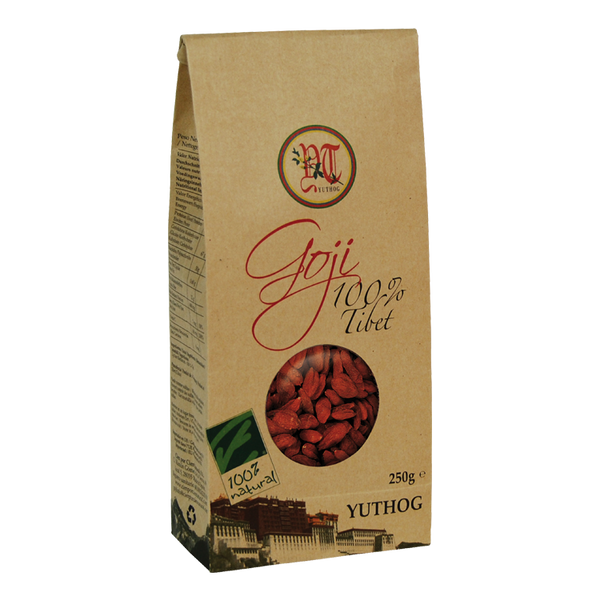 Yuthog 100% Natural Tibetan Goji Berries 250g