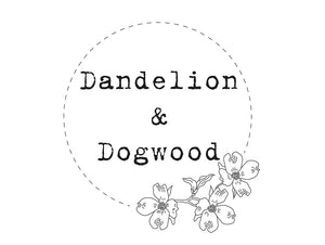 Dandelion and Dogwood