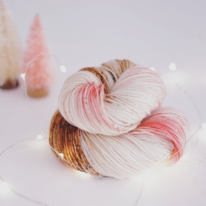 Iced Cinnamon Stars ~ Christmas Yarn