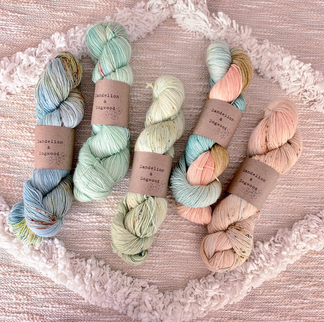 Five skein fade kit
