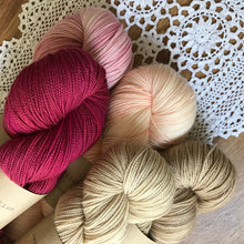 Vintage five skein yarn Kit