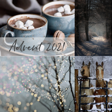 Load image into Gallery viewer, Christmas at the Cabin Advent 2021