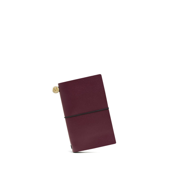 Brass Burgundy Mini