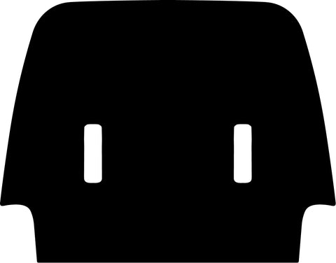Hood Decal Cover for 2018-2021 Jeep Gladiator