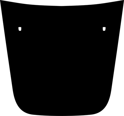 Hood Decal Cover for 2017-2021 Jeep Compass
