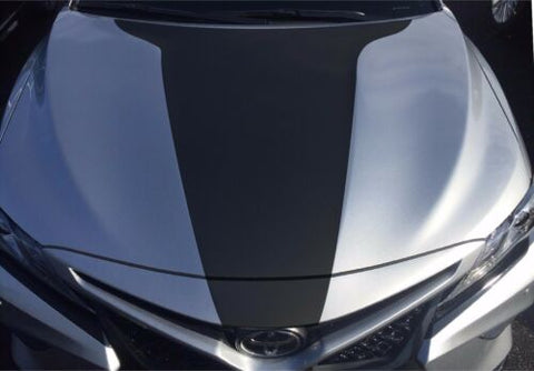 Hood Decal Cover for 2018 Toyota Camry