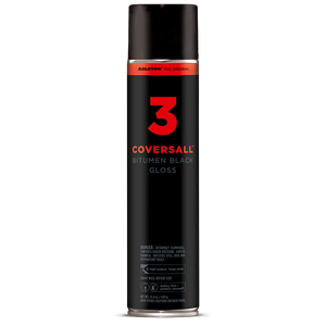Coversall 3 Bitumen Black 600ml