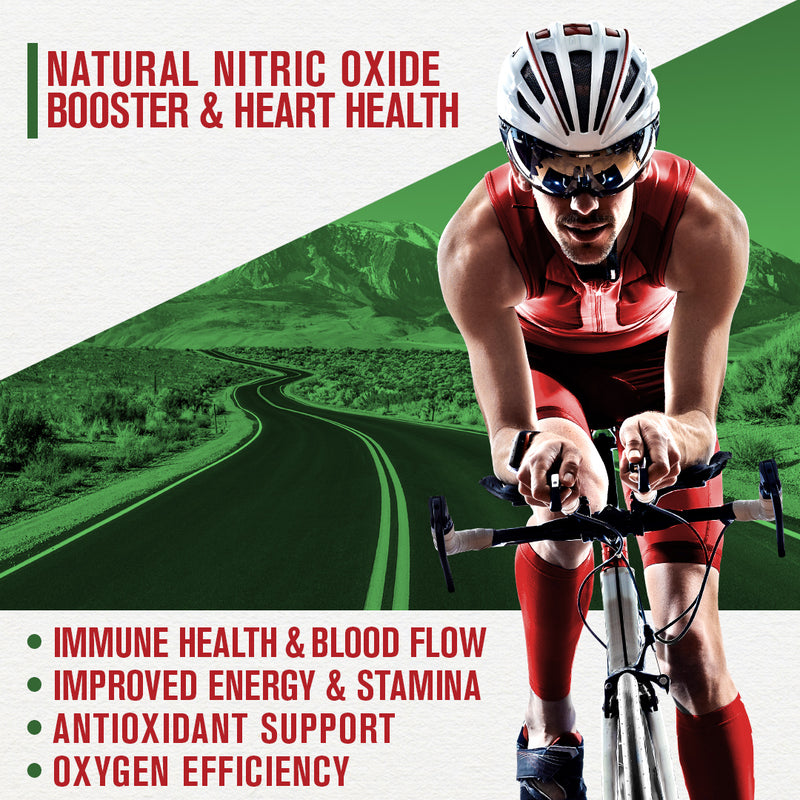 Beets Nitric Oxide Activating Pre Workout (90 Capsules)