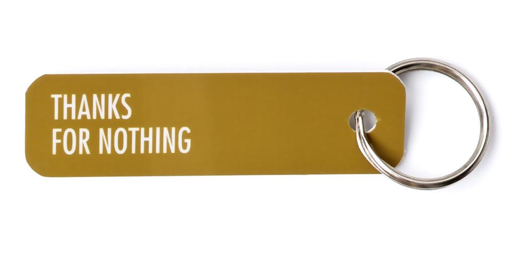 Bey Key Holder: Thanks For Nothing