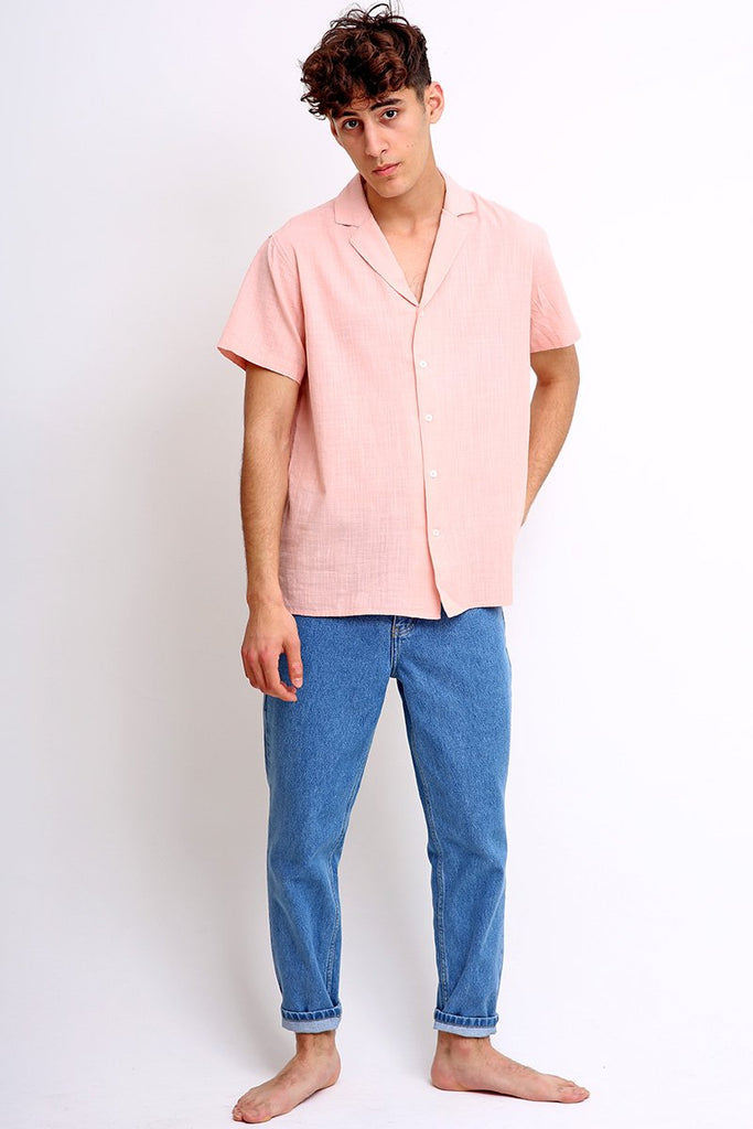 Mr. Rosewood Cotton Shirt