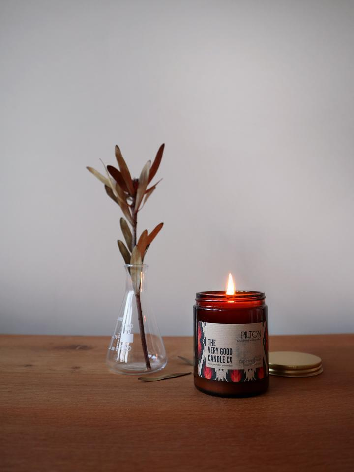 The Very Good Candle - Pilton