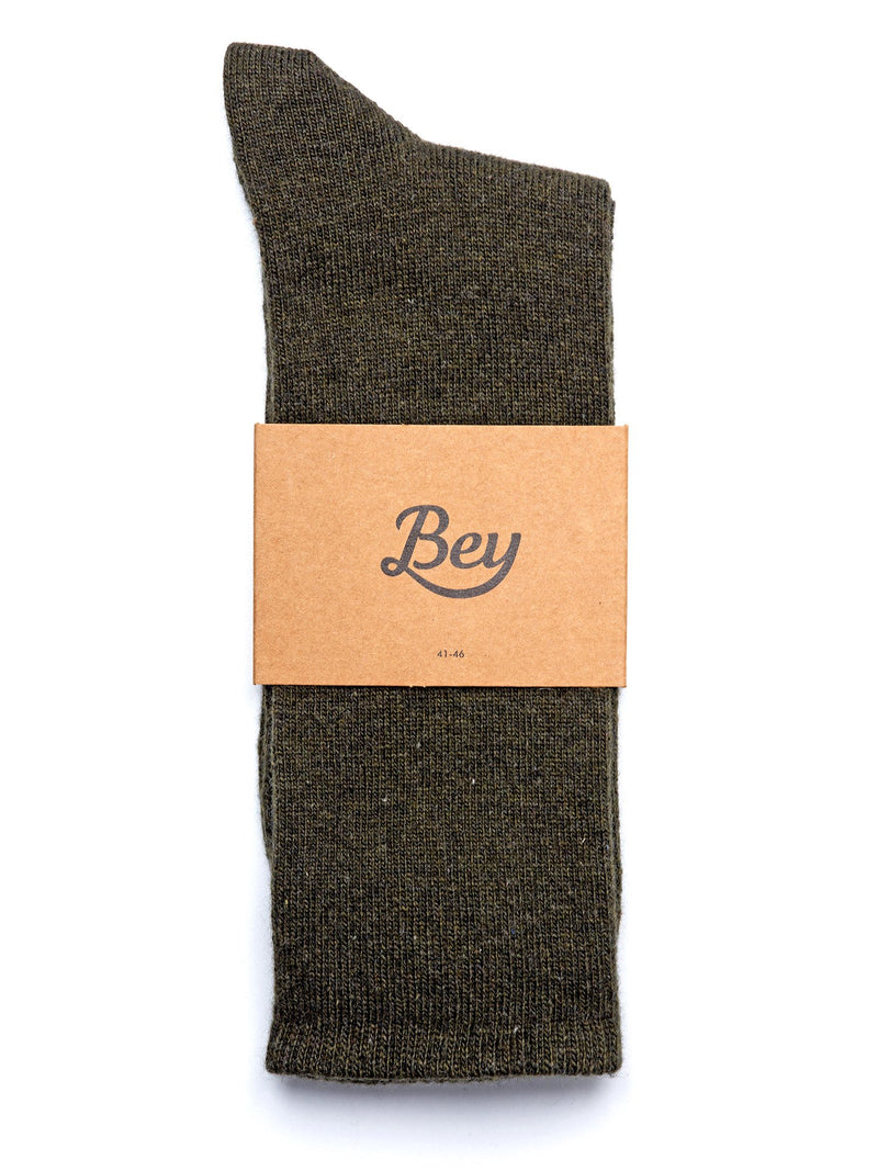 Bey Wool Socks