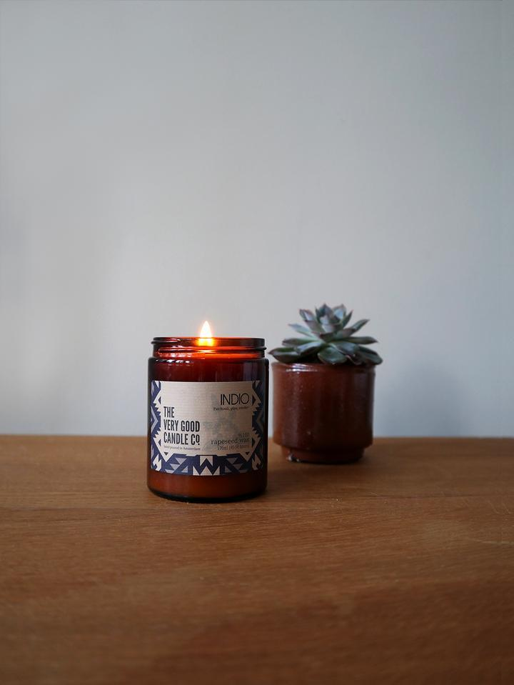 The Very Good Candle - Indio