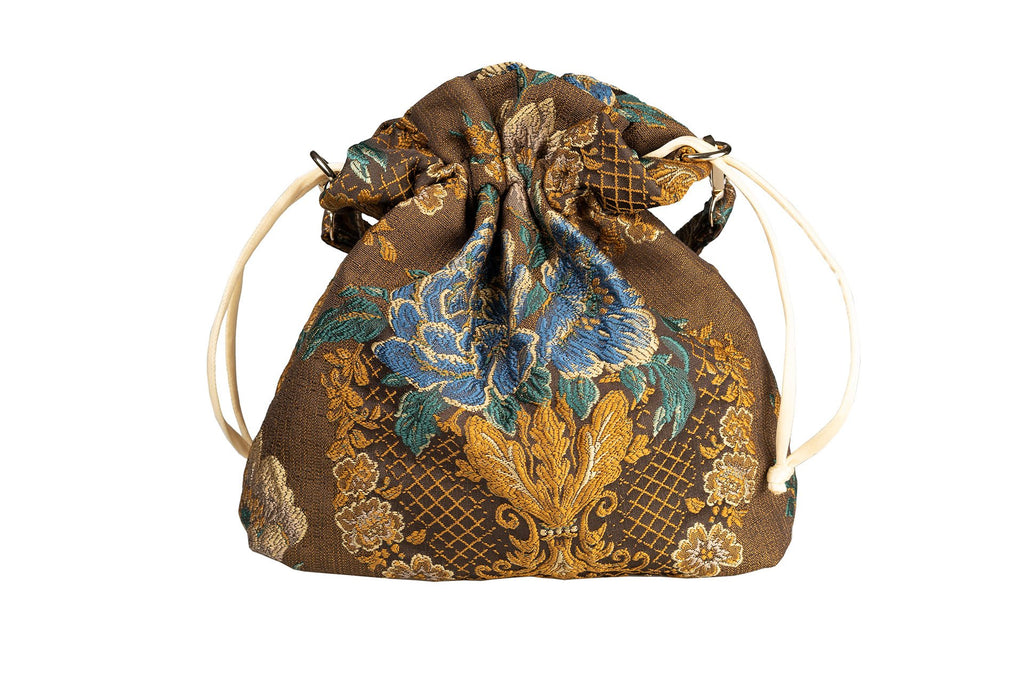 Roe Brocade Potli Bag