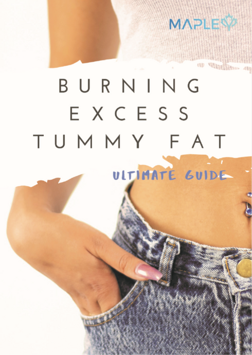 Burning Excess Tummy Fat - Ebook