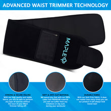 Load image into Gallery viewer, Mapley Waist Trimmer Belt