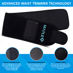 Mapley Waist Trimmer Belt