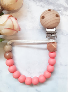"""Summer"" Silicone Necklace"