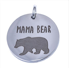 Load image into Gallery viewer, Personalised Keyrings - MAMMA