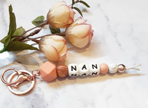 Personalised Keyrings - NAN