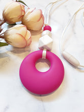 Load image into Gallery viewer, Silicone Pendant Necklaces