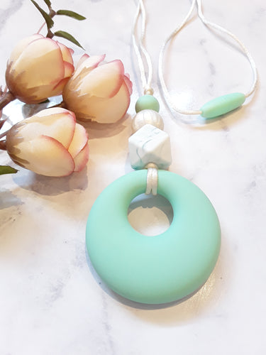Silicone Pendant Necklaces