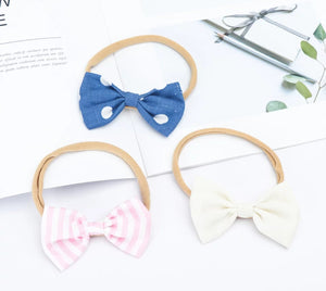 Baby Bows 3 pack - SALE