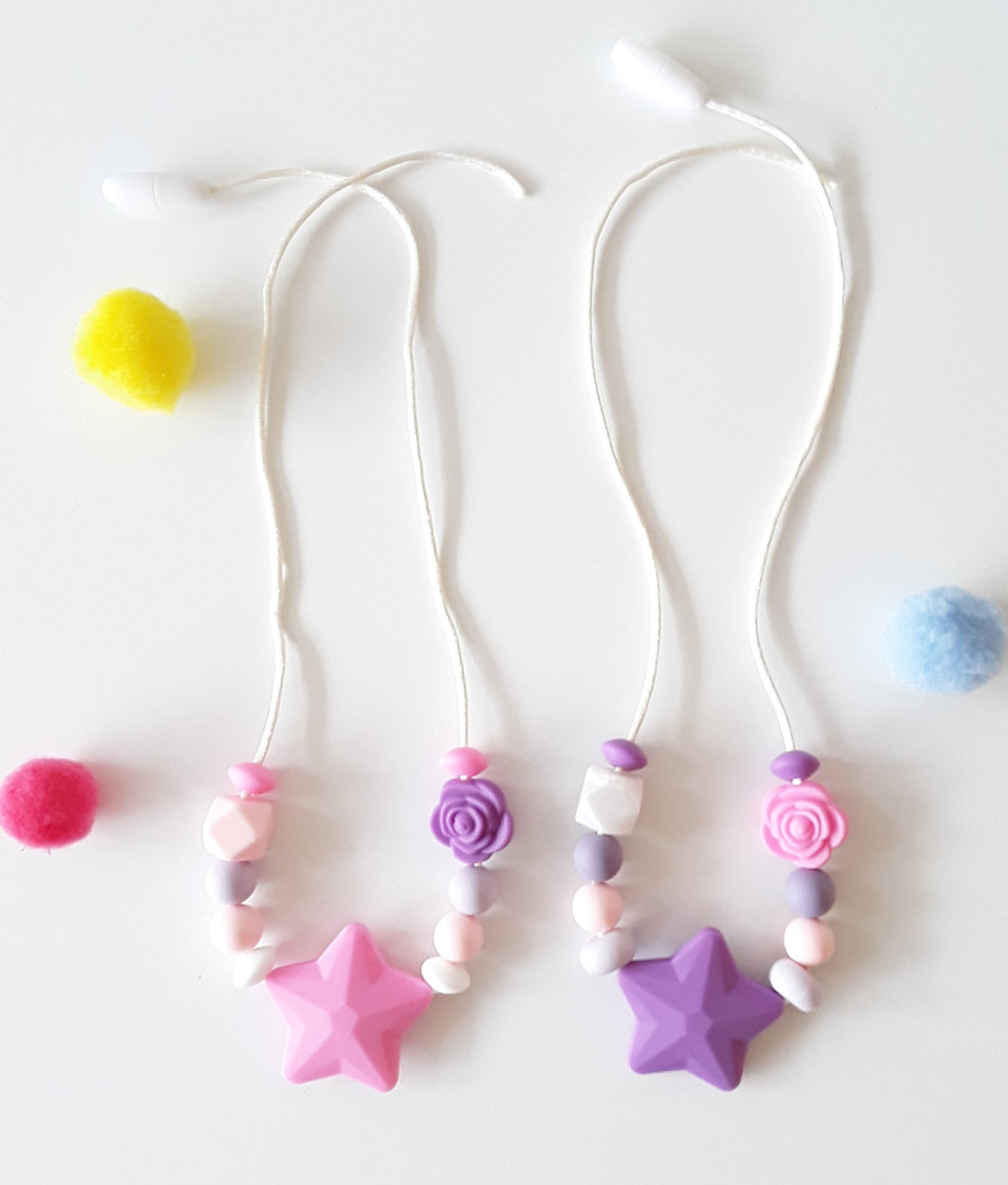 Silicone Necklace d.i.y kit - kids