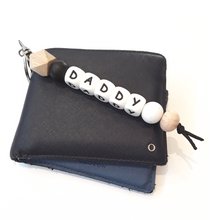 Load image into Gallery viewer, Personalised Keyrings - DADDY