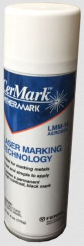 Aerosol Can of Laser Jump Start's CerMark LMM-14