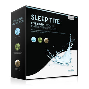 5 Sided Smooth Mattress Protector 1