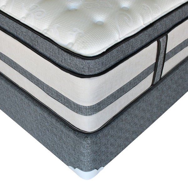 Princess Skyline Skyline Charcoal Mattress 4