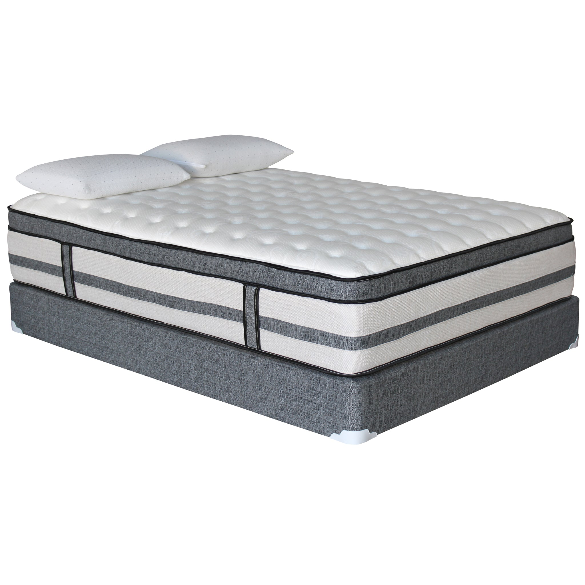 Princess Skyline Skyline Charcoal Mattress 1
