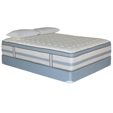 Princess Skyline Skyline Blue Mattress 1