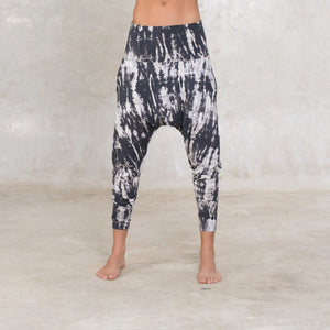 Pantalon Long Harem Batik