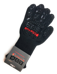 Heat Resistant Gloves - Bitty Big Q