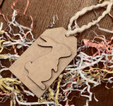 Peter Rabbit DIY Tag