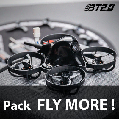 Pack Meteor 65 (1S) Fly more ! FRSKY