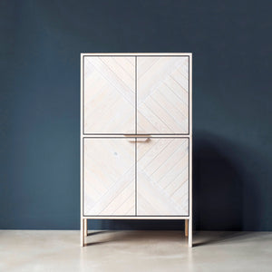 Series 45 double cabinet