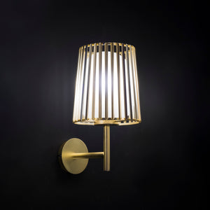 Quasar Julia wall sconce