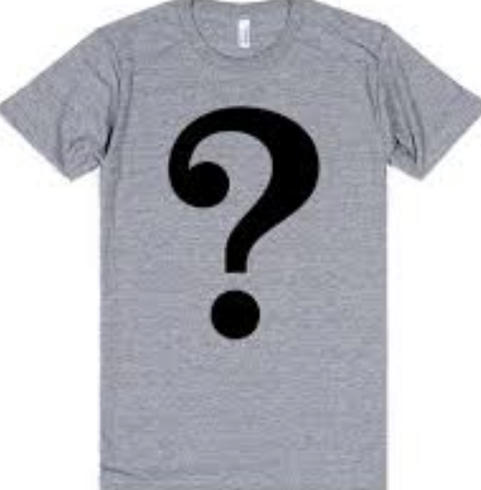 Mystery T- you pick the size