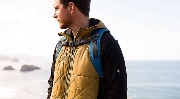 Smartloft jackets and outerwear for lightweight, packable, breathable warmth