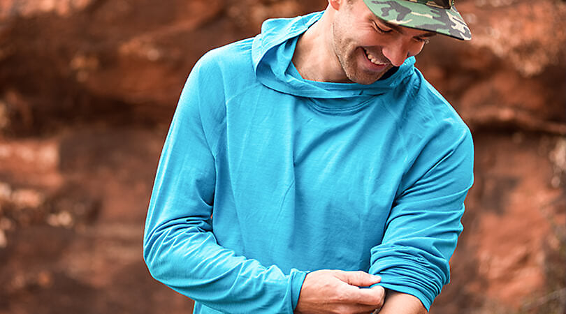 Smartwool Merino 150 clothing - your layer for everything, no matter the temperature!