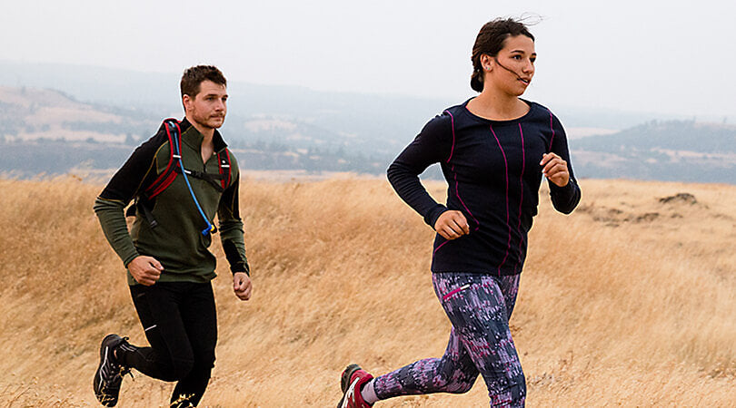 Smartwool Merino Sport clothing with body-mapped ventilation