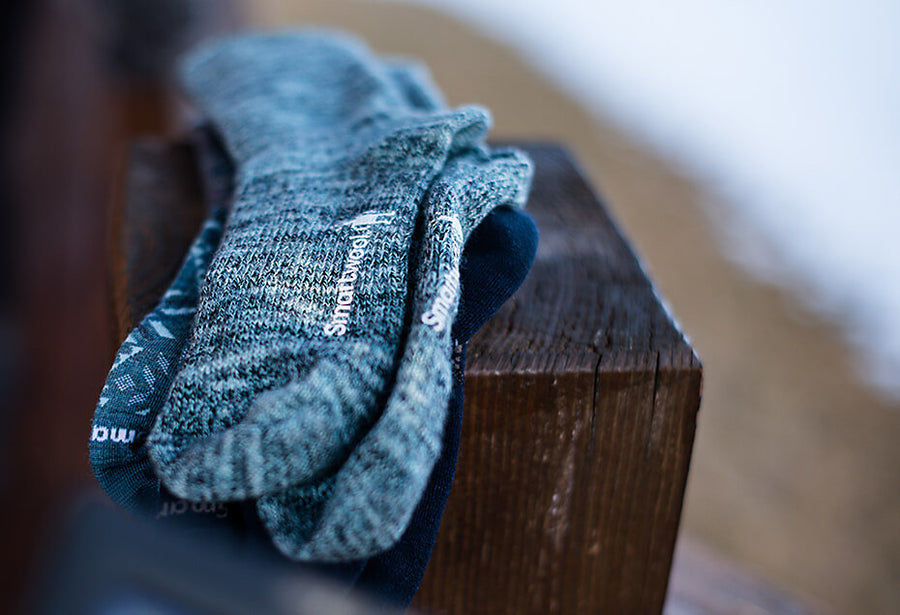 Comfort and durability, guaranteed with Smartwool