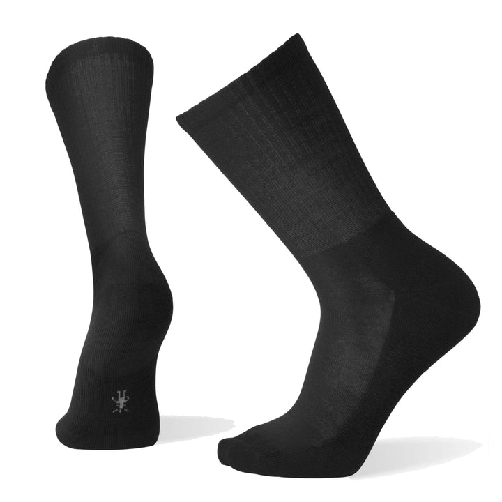 Men's Heathered Rib Crew Socks