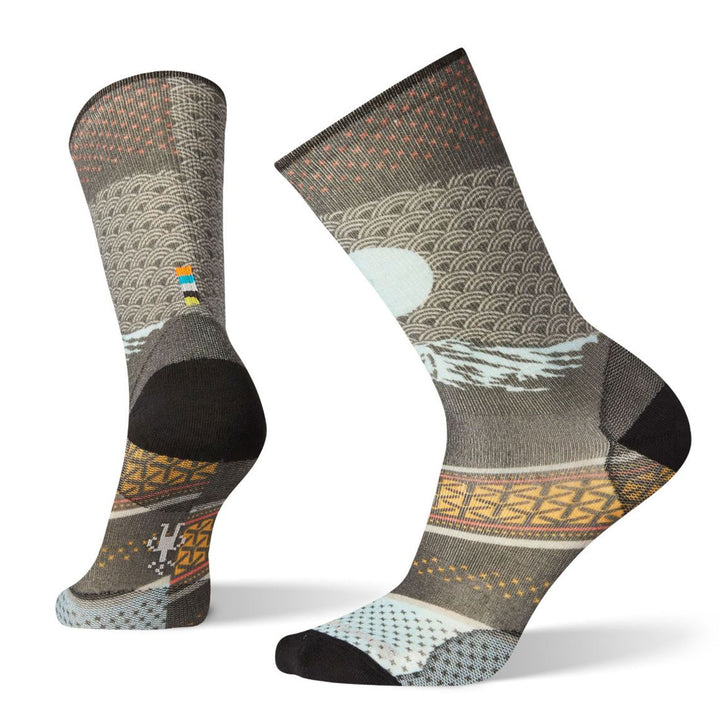 Men's Curated Mt Fuji Crew Socks